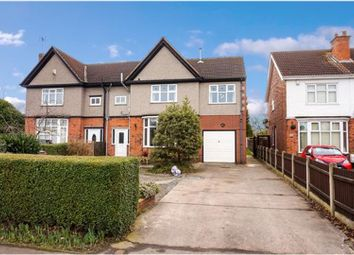 Thumbnail 5 bed semi-detached house for sale in Alfreton Road, South Normanton