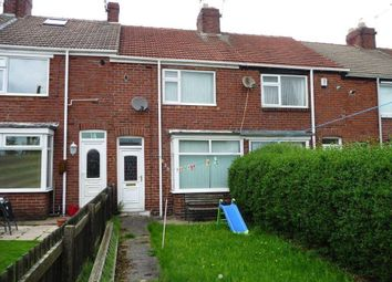Thumbnail 2 bed terraced house to rent in Hudson Avenue, Horden, Peterlee
