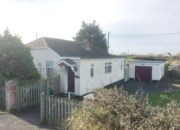 Thumbnail 3 bed detached bungalow for sale in The Outlook, Dymchurch Road, West Hythe, Kent