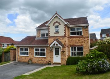 Thumbnail 4 bed detached house to rent in Percy Lonnen, Prudhoe