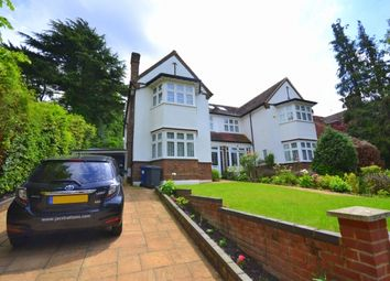 Thumbnail 4 bed semi-detached house to rent in Woodside Grange Road, Woodside Park, London