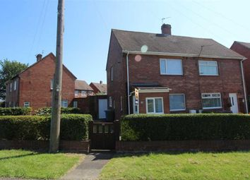 Thumbnail 2 bed semi-detached house for sale in Cambo Drive, Mayfield Glade, Cramlington