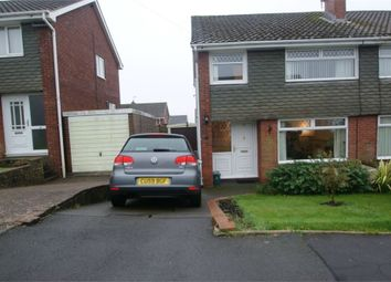 Thumbnail 3 bed semi-detached house to rent in Cae Crwn, Dunvant