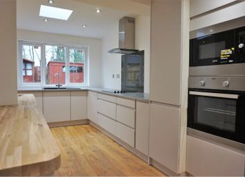 Thumbnail 4 bed link-detached house for sale in Woodlands Drive, Thetford
