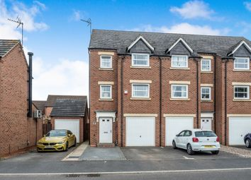 Thumbnail 5 bed town house for sale in Jefferson Way, Coventry