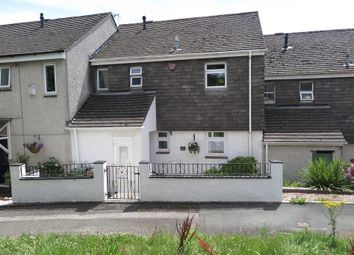Thumbnail 3 bed terraced house for sale in Tyndale Close, Plymouth