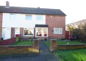 Thumbnail 4 bed end terrace house for sale in Abberley Road, Hunts Cross, Liverpool