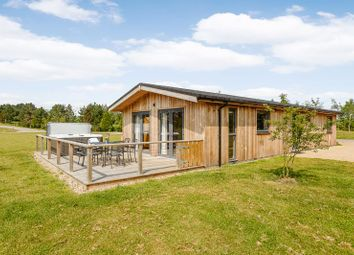 Thumbnail Property for sale in 1 Bed Luxury Lodge, West Tanfield, Ripon, North Yorkshire