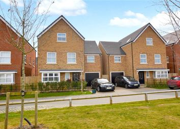 Thumbnail 4 bedroom detached house for sale in Redshank Road, Stanway, Colchester