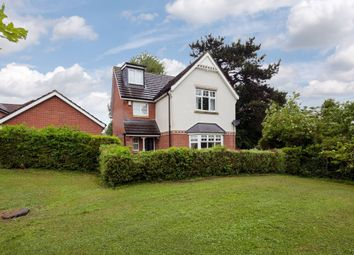 Thumbnail 5 bed detached house for sale in Heasman Close, Newmarket, Suffolk