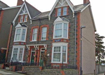 Thumbnail 6 bed end terrace house for sale in Buarth Road, Aberystwyth