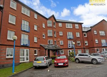Thumbnail 1 bedroom flat for sale in Kyle Court, Ayr