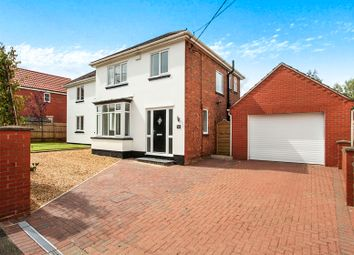 Thumbnail 4 bed detached house for sale in Bourne Road, Morton, Bourne