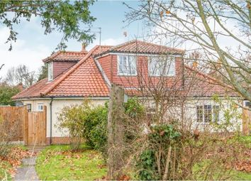 Thumbnail 3 bed bungalow for sale in Coltishall, Norwich, Norfolk