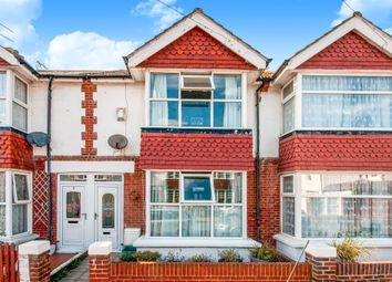 Thumbnail 3 bedroom terraced house for sale in Guestling Road, Eastbourne