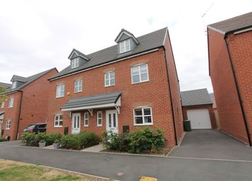 Thumbnail 4 bed semi-detached house to rent in Macaulay Road, Bishops Itchington