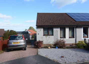 Thumbnail 2 bed semi-detached bungalow for sale in 15 Newmiln Road, Perth