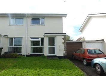 Thumbnail 2 bed property to rent in Trevance Park, Tywardreath, Par