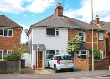 Thumbnail 2 bed semi-detached house for sale in Aldershot Road, Church Crookham, Fleet