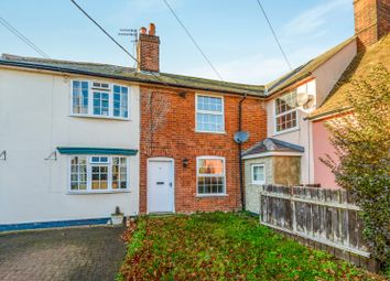 Thumbnail 2 bedroom terraced house to rent in Rectory Road, Newton, Sudbury