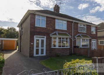 Thumbnail 3 bedroom semi-detached house for sale in Mount Pleasant, Lowestoft