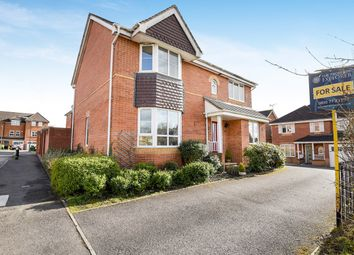 Thumbnail 4 bed detached house for sale in Rycroft Meadow, Beggarwood, Basingstoke
