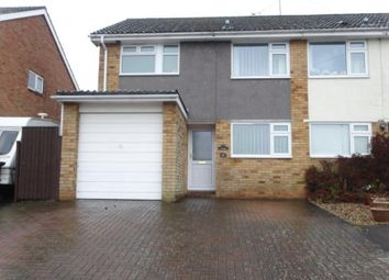 Thumbnail 3 bed semi-detached house for sale in Carisbrooke Road, Mitcheldean