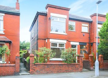 Thumbnail 3 bed semi-detached house for sale in King George Road, Hyde