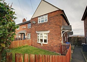 Thumbnail 2 bed end terrace house to rent in Manor Oaks Road, Sheffield