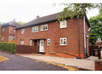 Thumbnail 2 bed semi-detached house for sale in St. Nicholas Avenue, Stoke-On-Trent