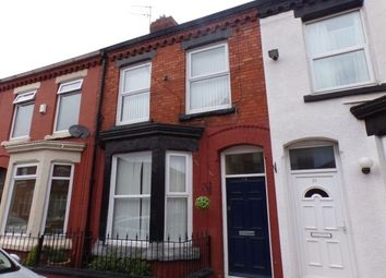 Thumbnail 2 bed terraced house to rent in Earp Street, Garston, Liverpool