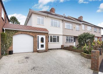 Thumbnail 3 bed end terrace house for sale in Appledore Avenue, Ruislip, Middlesex