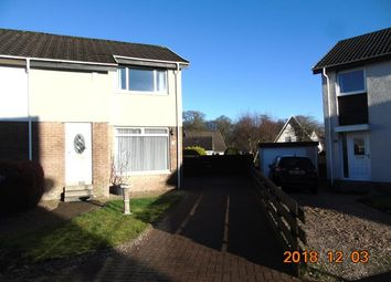 Thumbnail 2 bed semi-detached house to rent in Piper Avenue, Houston, Johnstone