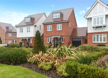 Thumbnail 4 bed detached house for sale in Clarks Farm Way, Blackwater, Camberley