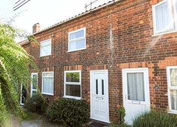 Thumbnail 2 bed terraced house to rent in Long Row, Leiston, Suffolk