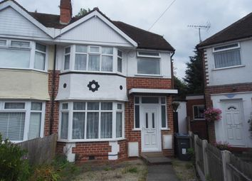 Thumbnail 3 bed semi-detached house to rent in Sylvia Avenue, Northfield, Birmingham