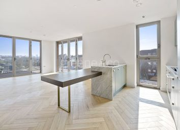 Thumbnail 2 bedroom flat to rent in Hardy Building, West Hampstead Square, West Hampstead, London