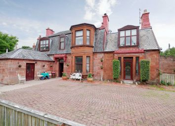 Thumbnail 4 bed detached house for sale in Bridge Street, Catrine, Mauchline, East Ayrshire