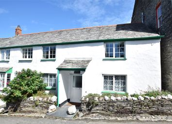 Thumbnail 3 bed terraced house for sale in High Street, Boscastle