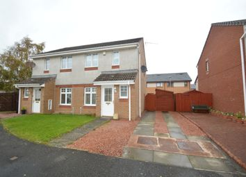 Thumbnail 2 bed semi-detached house for sale in Carmichael Place, Irvine, North Ayrshire