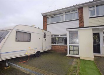 3 bed end terrace house for sale in Colville Close, Corringham, Essex SS17