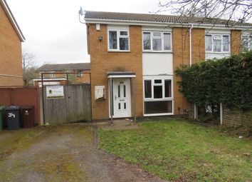 Thumbnail 3 bedroom semi-detached house for sale in Holloway Street, Wolverhampton
