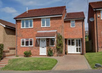 Thumbnail 5 bed detached house for sale in Blackwell Hill, West Hunsbury, Northampton