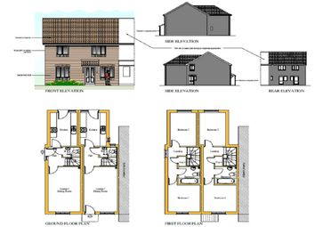 Thumbnail Land for sale in Beaconsfield Road, Lowestoft