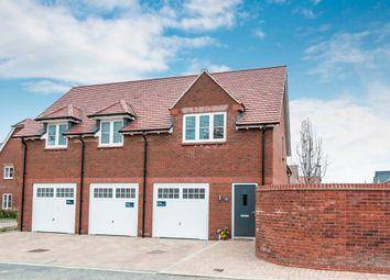 Thumbnail 2 bedroom property for sale in Selwyn Road, Tadpole Garden Village, Swindon