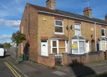 Thumbnail 2 bed end terrace house to rent in Silver Street, Woodston