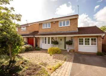 Thumbnail 4 bed detached house for sale in Crescent Road, Downend, Bristol