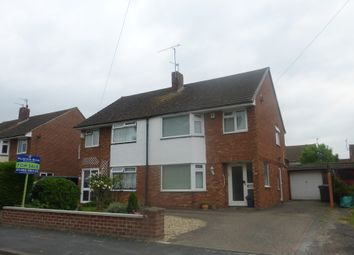 Thumbnail 3 bed semi-detached house for sale in Paygrove Lane, Longlevens, Gloucester