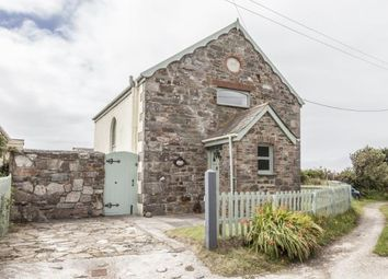 Thumbnail 2 bed detached house for sale in St. Agnes, Cornwall