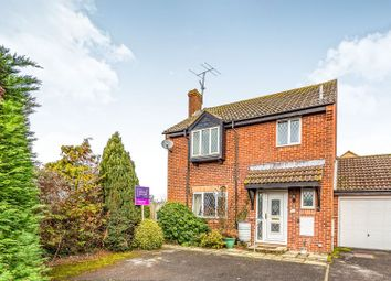 Thumbnail 3 bedroom link-detached house for sale in Scrivens Mead, Thatcham